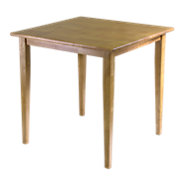 Picture of Square Dining Table with Shaker Legs