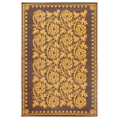 Picture of Cinquefoil 4x6 Floor Mat