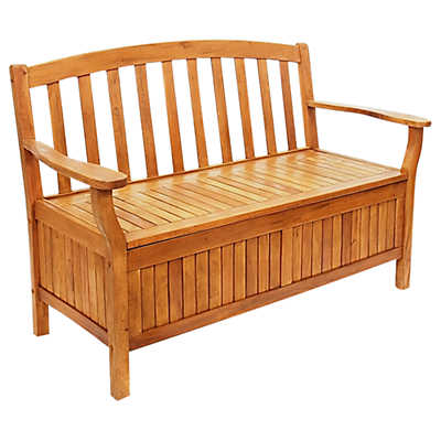 Picture of Eucalyptus Storage Bench