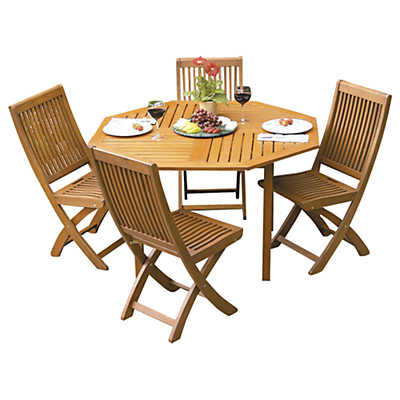 Picture of Octagonal Dining Table