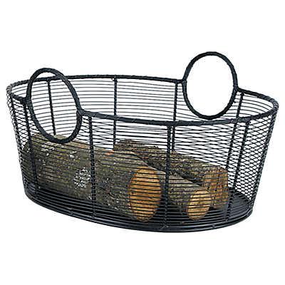 Picture of Large Steel Harvest Basket