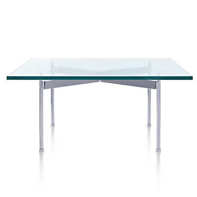 Picture of Ward Bennett Square Claw Table
