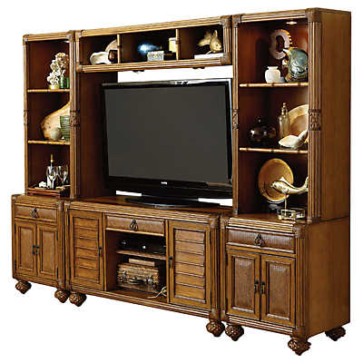 Picture of Grand Isle Entertainment Wall