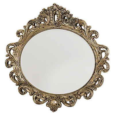 Picture of Jessica McClintock Boutique Oval Decorative Mirror