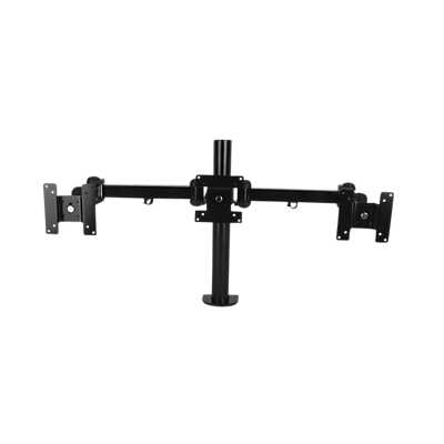 Picture of Triple Monitor Stand, Clamp Base
