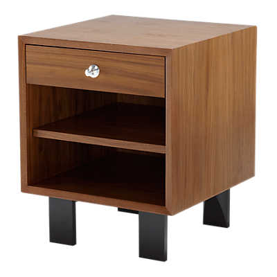Picture of Nelson Open Cabinet with Drawer