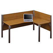 Picture of Professional Collection L-Shaped Desk, Right-Hand