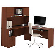 Picture of Daybreak L-Shaped Desk with Storage