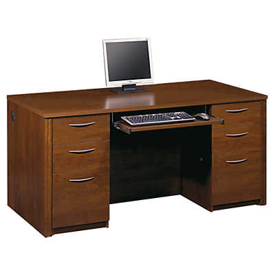 Picture of Waterford 2-Pedestal Desk