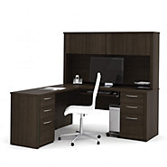 Picture of Waterford L-Shaped Desk with Full Storage