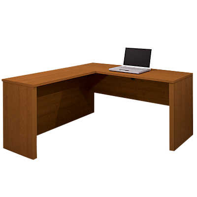 Picture of Slimline L-Shaped Desk