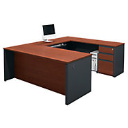 Picture of Slimline U-Shaped Desk
