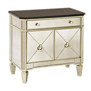 Picture of Borghese Granite Top Commode Companion
