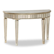 Picture of Borghese Demilune Console Table