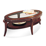 Picture of Ashland Heights Oval Cocktail Table
