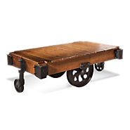 Picture of Factory Cart Table