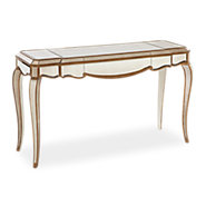 Picture of Collette Cabriole Leg Console Table