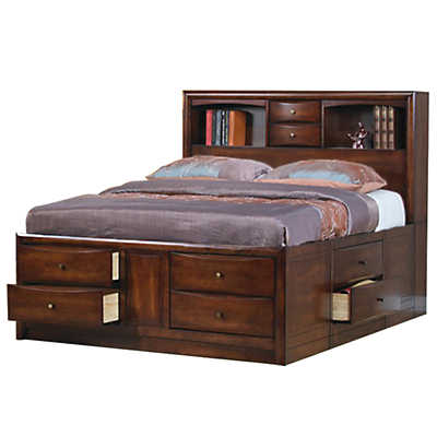Picture of Hillary King Storage Bed