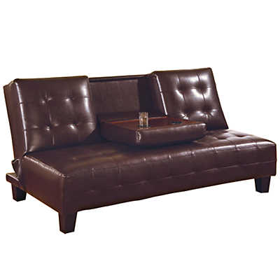 Picture of Judson Armless Tufted Sleeper Sofa