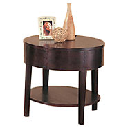 Picture of Echo Cappuccino End Table
