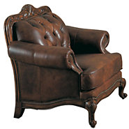 Picture of Victoria Leather Chair