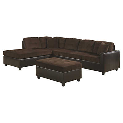 Picture of Henri Reversible Sectional Sofa