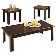 Picture of Plaza 3 Piece Occasional Table Set