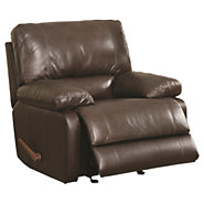 Picture of Geri Leather Rocker Recliner