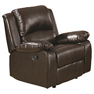 Picture of Boston Leather Recliner