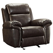 Picture of Gideon Leather Glider Recliner