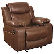 Picture of Ellsworth Leather Rocker Recliner