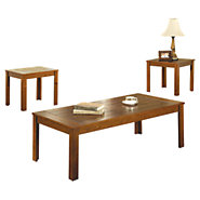 Picture of Boardwalk 3 Piece Occasional Table Set