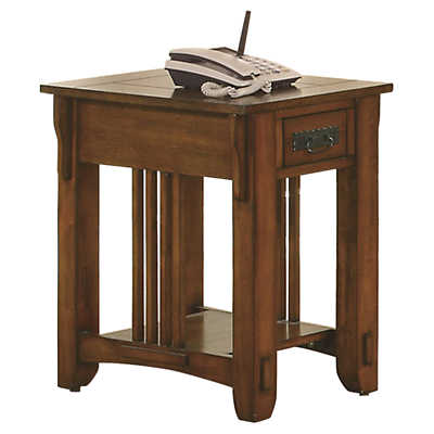 Picture of Mission Hill Side Table