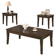 Picture of Perline 3 Piece Occasional Table Set
