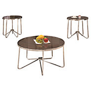 Picture of River Heights 3 Piece Occasional Table Set
