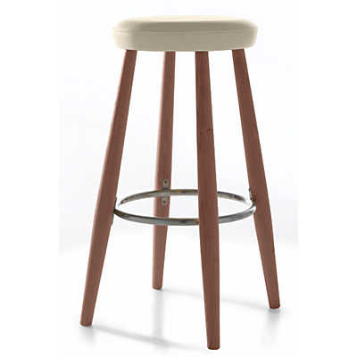 Picture of Hans Wegner CH56-58 Dining Stool