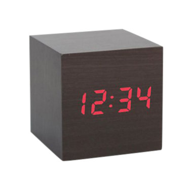 Clap On Alarm Cube Clock