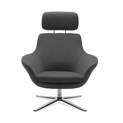 Picture of Bob Lounge Chair with Headrest