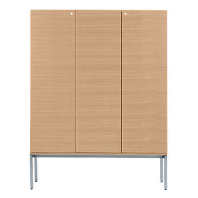 "Picture of Denizen Wardrobe Storage Tower, 52"" Wide"