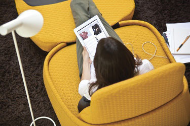 Hosu Convertible Lounge Chair