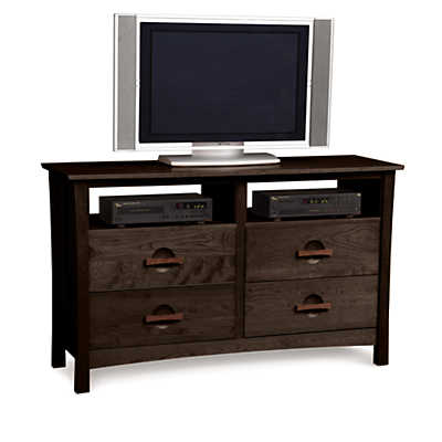 Picture of Berkeley 4-Drawer Dresser and TV Stand
