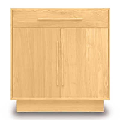Picture of Moduluxe 1 Drawer, 2 Door Dresser