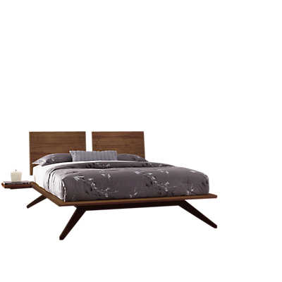 Picture of Astrid Queen Bedroom Set in Walnut