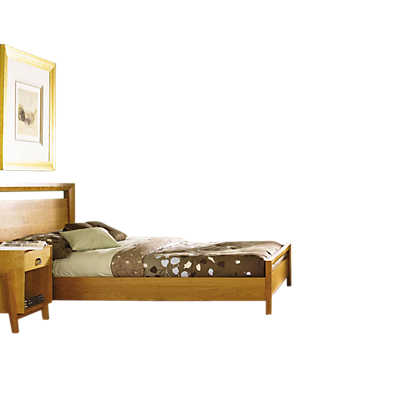 Picture of Mansfield Bedroom Set in Natural Cherry