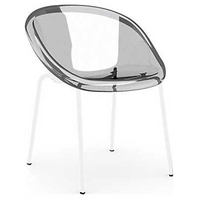 Picture of Bloom Chair with White Frame, Set of 2