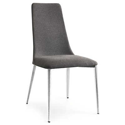 Picture of Etoile Chair with Metal Base, Set of 2