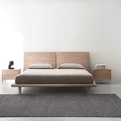 Sierra Natural Bed Smartfurniture Com