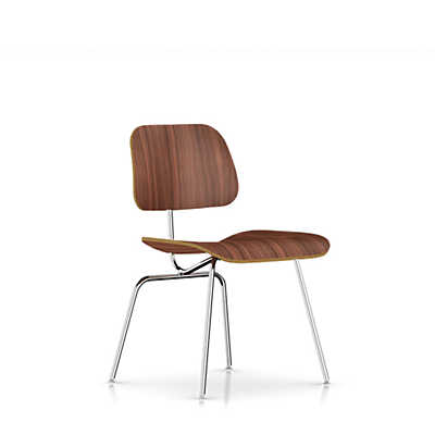Picture of Herman Miller Eames Plywood Dining Chair, Metal Legs