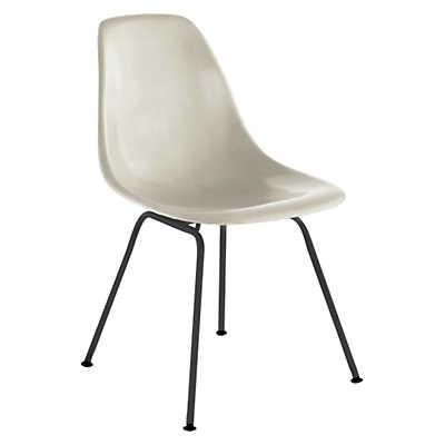 Picture of Eames Molded Fiberglass Side Chair, 4-Leg Base