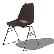 Picture of Herman Miller Eames Molded Plastic Side Chair